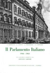 Il parlamento italiano 1946 1963 giovanni sartori for Notizie parlamento italiano